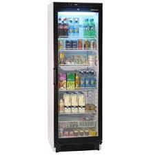 glass front fridge. Delighful Front Blizzard Glass Front Refrigerator GDR40 Throughout Fridge