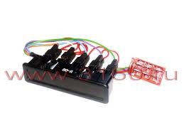 Блок контрольных ламп ―  Блок контрольных ламп 3153 00 3803200 20