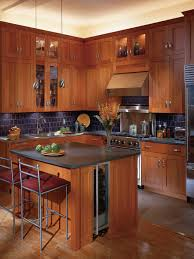 Inspiration For A Timeless Kitchen Remodel In Other With Stainless Steel  Appliances And Blue Backsplash