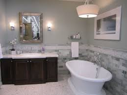 colors to paint bathroomBathroom color schemes with dominant blue are great  Mike