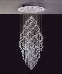 crystal chandelier foyer lighting modern guaranteed in chandeliers from lights on