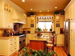 Impressive Country Kitchen Decorating Ideas French Furniture Set Picture And Design