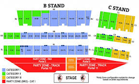 Frontier Park Seating Chart Cheyenne Frontier Days Should Simplify Seating Chart Opinion