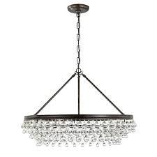 6 light chandelier 6 light chandelier anselda 36 wide 6 light bronze chandelier