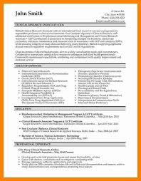 9 Research Assistant Resume Sample Letter Signature