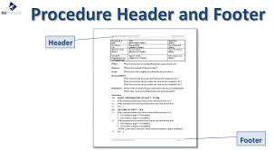 Free Standard Operating Procedures Template Download Writing Standard Operating Procedures Writing SOP Bizmanualz 1