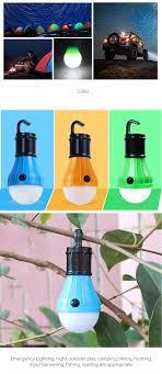 Waterproof Portable Tent Led Lamp Apollobox