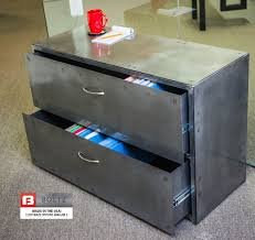 FCAB LAT 2 Drawer Lateral File Cabinet Boltz Steel Furniture