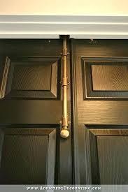 locked closet door locked closet door bi fold closet doors turned into double doors 9 open