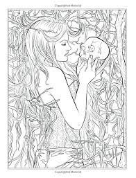 Grimm Fairy Tale Coloring Book Tales By On Pages Jafevopusitop