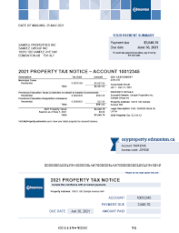 Having a reason or incentive to pay taxes with a credit card is a must—without one, the extra fee only adds to the tax bill. Property Taxes City Of Edmonton