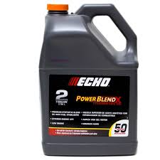 50 gallon mix of 2 cycle oil 1 gallon