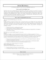 Early Childhood Special Education Resume Sample For Teacher