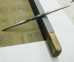 Image result for sandpaper buff sticks