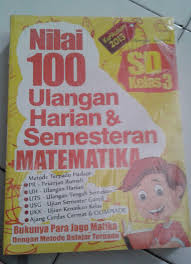 Soal matematika kelas 3 sd semester 1. Jual Buku Terbaru Latihan Soal Matematika Kls 3 Sd Jakarta Timur Verobudiman Tokopedia