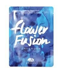 <b>Flower Fusion Lavender</b> Soothing Sheet Mask - Duty Free