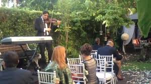 Violin Solo Wedding Ceremony Music Liber Music Events Youtube