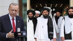 تركيا تتعهد بالتدريب العسكري لحركة طالبان.. فهل تحاول أنقرة الاستيلاء على  أماكن التواجد الأمريكي سابقاً ومن ضمنها مطار كابل – المدى