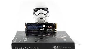 Обзор NVMe-<b>накопителя Western Digital</b> Black SN750 объемом ...