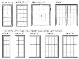sliding glass door width sliding glass door measurements standard sliding patio door size sliding patio door