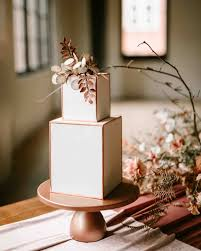 20 Unique Wedding Cake Shapes Contemporary Couples Should Consider