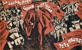 Resultado de imagem para cartazes da revolução russa