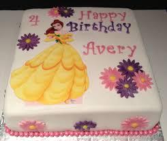 Happy Birthday Avery Marymel Cakes Averys 4th Birthday