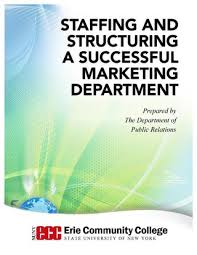 Current State Department Org Chart Marketing Restructuring Proposal By Suny Erie Issuu