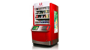 New Vending Machines Technology Unique Next Generation Vending Machine To Be Presented For The First Time