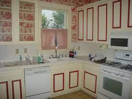 Black And Cream Kitchen Wallpaper ...