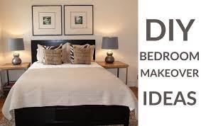 40 DIY Bedroom Makeover Ideas 40 Design Ideas Tips Extraordinary Diy For Bedroom