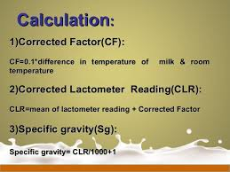 Adulteration Detection Test On Milk