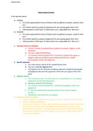 the triumph of elizabeth history essay formula document in a  preview of page 1 rachel kelso history essay formula