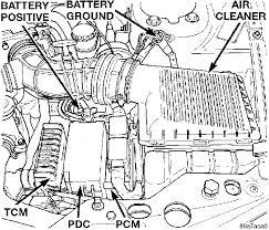similiar 2004 sebring engine starter replacement keywords dodge neon camshaft sensor location dodge get image about