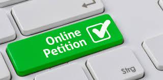 Image result for online petition logo
