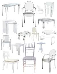lucite acrylic furniture. lucite acrylic chairs clear furniture