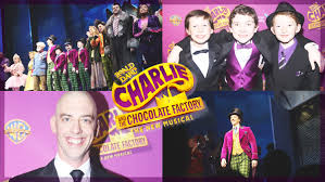 broadway s chocolate factory closes its doors playbill charlie and the chocolate factory opening night graphic hr