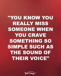 Beautiful Miss You Quotes Best of Love Quotes You Know You Really Miss Someone When You Crave