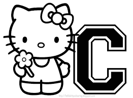 HELLO KITTY COLORING PAGES | Kleuren | Pinterest | Hello kitty and ...