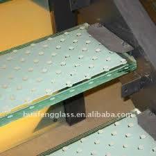 china safety tempered laminated glass stair treads