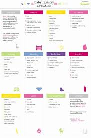 New Baby Checklist Printable Capriartfilmfestival