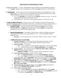 professional responsibility bar essay checklist oxbridge notes  related california bar bundle samples