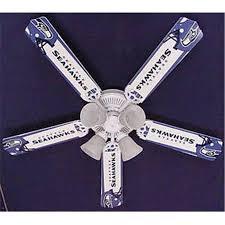 ceiling fan designers 52fan nfl sea nfl seattle seahawks football ceiling fan 52 inch review