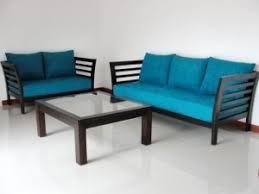teak wood sofa set 3 2 design