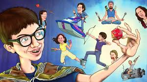 Wet Hot American Summer Fantasy Camp Roleplaying Game by The.