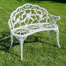 Antique Metal Patio Chairs Amazoncom