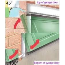 how to add tension to a henderson merlin up and over garage door garage door draught seal gallery door design for home garage door seal threshold s