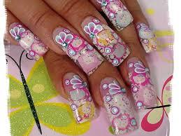 nail polish : Stock Photo Beautiful Female Hands With Amazing ...