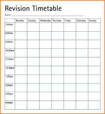 Weekly Timetable Planner Weekly Schedule Template School College Timetable Pdf Hourly