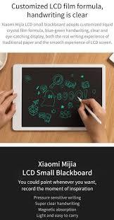Original <b>Xiaomi Mijia LCD Writing</b> Tablet with Pen Digital Drawing ...